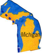 Michigankarte
